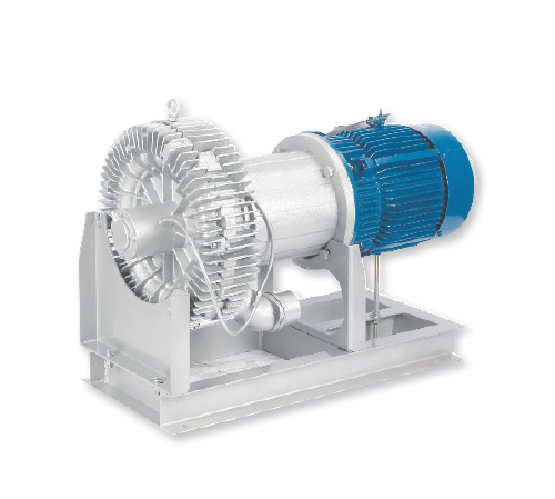Coupling Connected Blowers